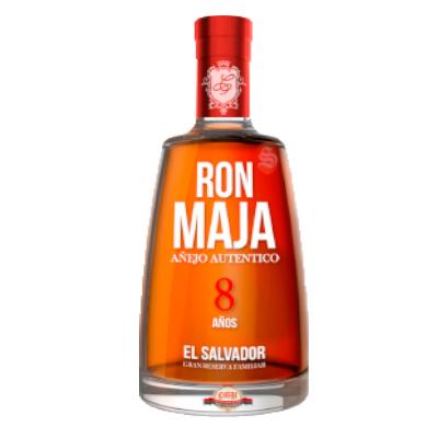 Ron Maja 8 años