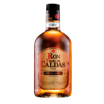 Ron Viejo de Caldas Añejo 3 Años