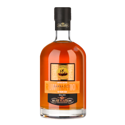 Rum Nation Barbados 10 YO