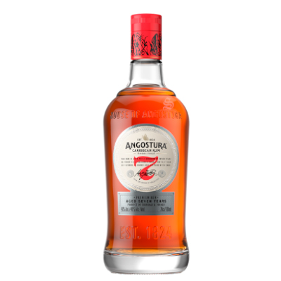 Ron Angostura 7 Años Spirits International