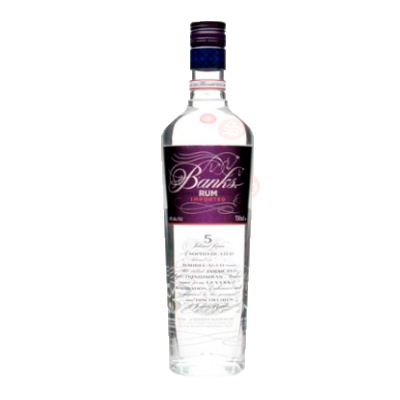 BANKS 5 ISLAND BLEND en Spirits International