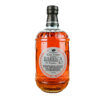 Barrica 40º Spirits International
