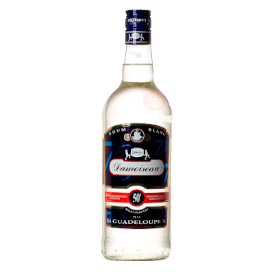 Damoiseau blanc 50º
