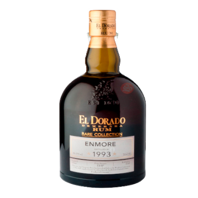 RON EL DORADO RARE COLLECTION ENMORE 1993 Spirits International
