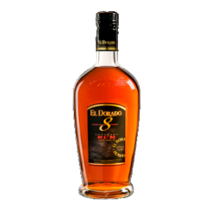 El dorado 8 años Spirits International