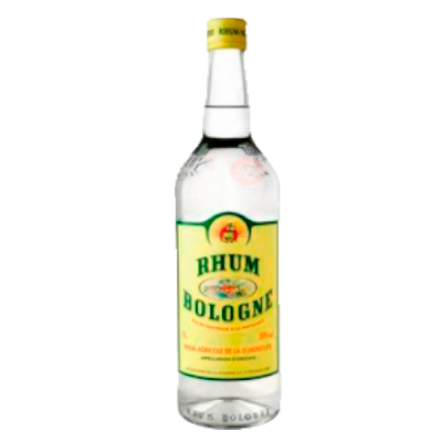 Rhum Bologne 50º Spirits International