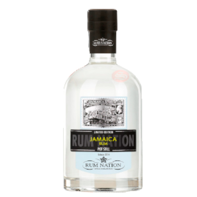 Rum Nation Jamaica White