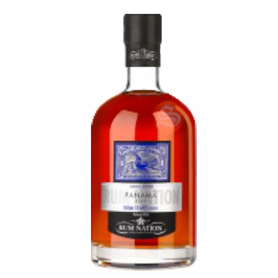 Rum Nation Panamá 10 años