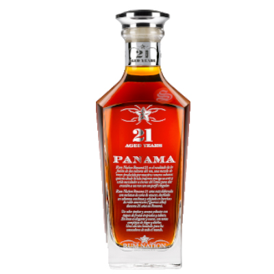 Rum Nation Panama 21 YO