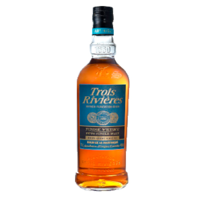 Trois Rivières Ambrè Finish Whisky